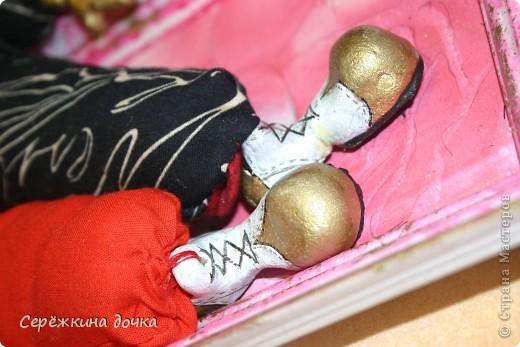 Грустный клоун получился =(  фото 5