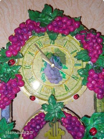 Часы для моей кухни фото 3