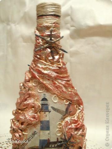 Очередной эксперемент с бутылочкой фото 2