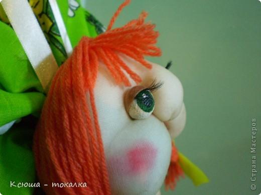 Ура!:) Наконец - то я ЭТО сделала!!!:) Приглашаю вас на знакомство. Это моя первый попик, и моя первая кукла вообще. Если бы мне, еще несколько месяцев назад, сказали бы, что я буду шить, я бы, наверно, пальцем у виска покрутила, потому что никогда не чувствовала в себе пристрастия к швейному делу. фото 3