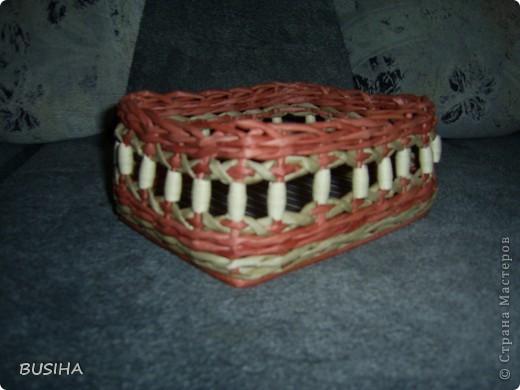 плетенка. покрыта ПВА+вода. фото 4