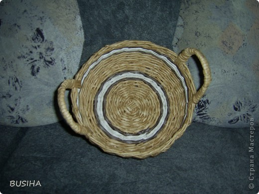 плетенка. покрыта ПВА+вода. фото 8