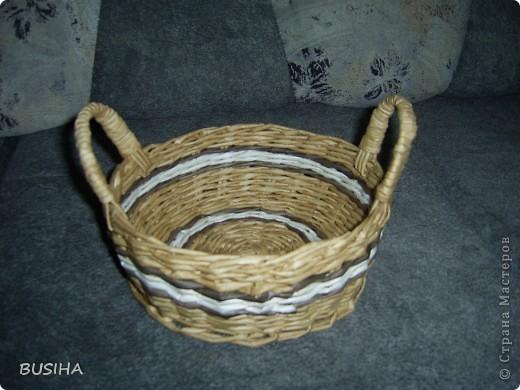 плетенка. покрыта ПВА+вода. фото 7