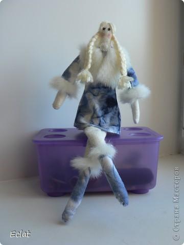 """Делала снегурочку, а получилась Орбакайте из """"Снежной королевы"""" фото 1"""