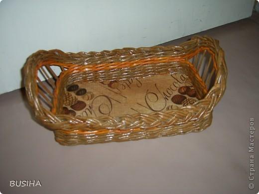 плетенка. покрыта ПВА+вода. фото 6