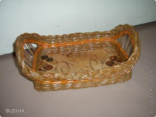 плетенка. покрыта ПВА+вода. фото 5
