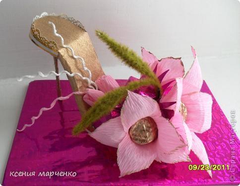 Туфелька для золушка фото 1