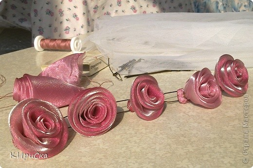 Розы для выпускного платья фото 5