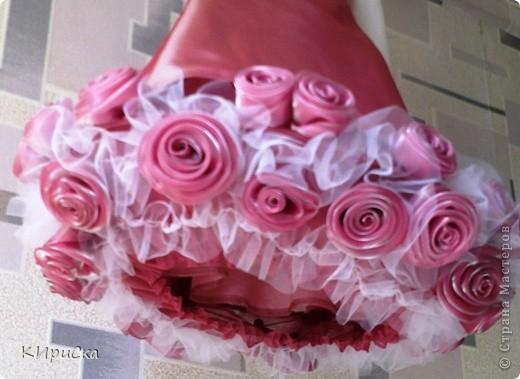 Розы для выпускного платья фото 4