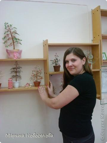 На выставке детского творчества фото 6