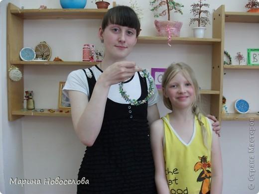 На выставке детского творчества фото 7
