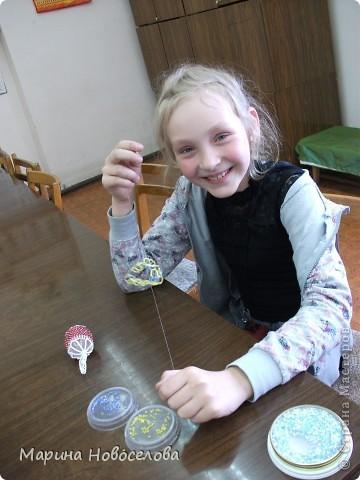 На выставке детского творчества фото 10