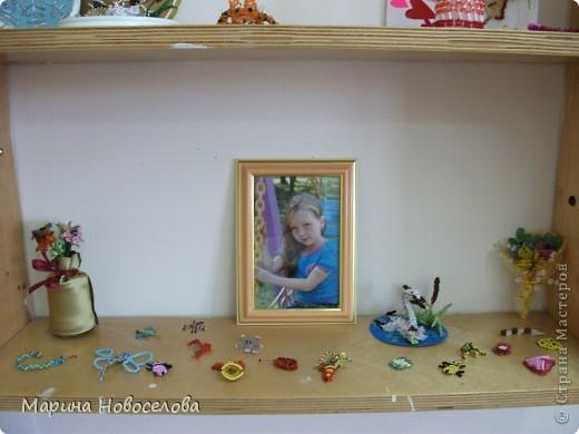 На выставке детского творчества фото 11