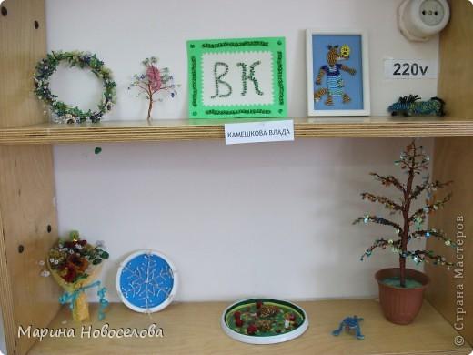 На выставке детского творчества фото 12