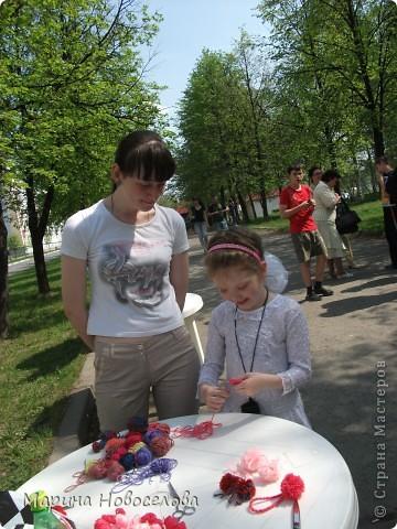 На выставке детского творчества фото 16