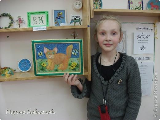 На выставке детского творчества фото 17