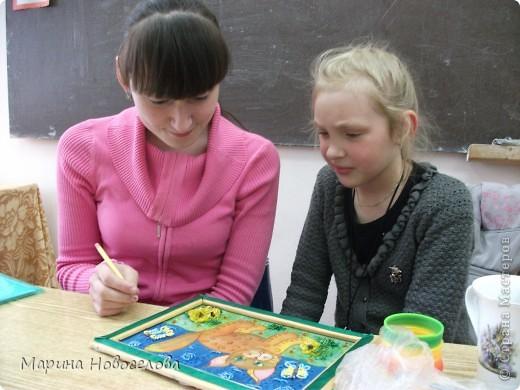 На выставке детского творчества фото 18
