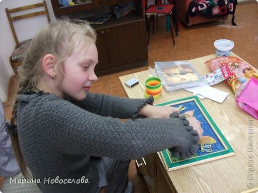 На выставке детского творчества фото 19
