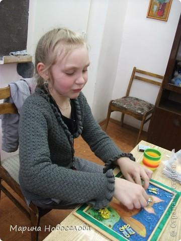 На выставке детского творчества фото 20