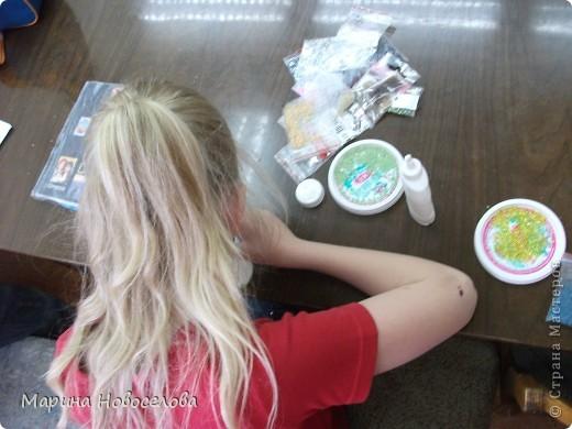 На выставке детского творчества фото 21