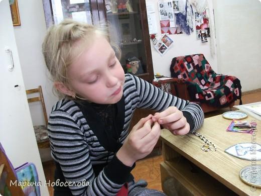 На выставке детского творчества фото 22