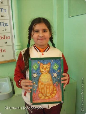 На выставке детского творчества фото 25