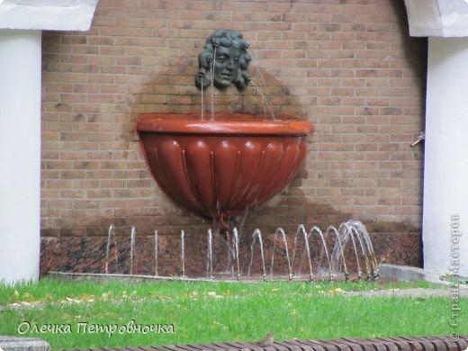 """Скоро закрытие фонтанов.Приглашаю вас на экскурсию, которую недавно посетила. Началась экскурсия с комплекса фонтанов в саду """"ЭРМИТАЖ"""".                                                                                 Апполон. фото 3"""