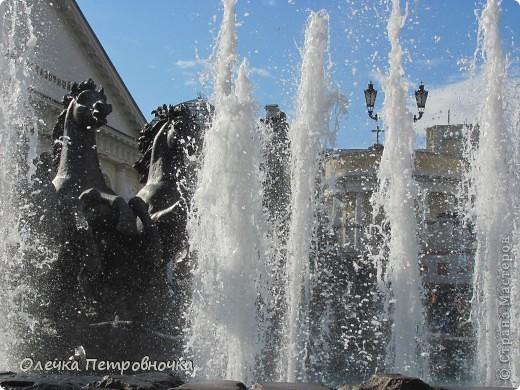 """Скоро закрытие фонтанов.Приглашаю вас на экскурсию, которую недавно посетила. Началась экскурсия с комплекса фонтанов в саду """"ЭРМИТАЖ"""".                                                                                 Апполон. фото 7"""
