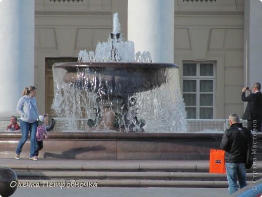 """Скоро закрытие фонтанов.Приглашаю вас на экскурсию, которую недавно посетила. Началась экскурсия с комплекса фонтанов в саду """"ЭРМИТАЖ"""".                                                                                 Апполон. фото 10"""