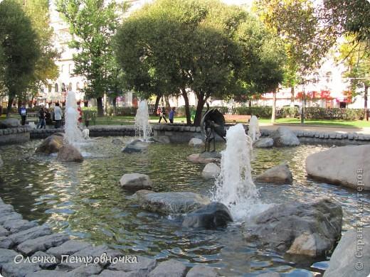 """Скоро закрытие фонтанов.Приглашаю вас на экскурсию, которую недавно посетила. Началась экскурсия с комплекса фонтанов в саду """"ЭРМИТАЖ"""".                                                                                 Апполон. фото 11"""