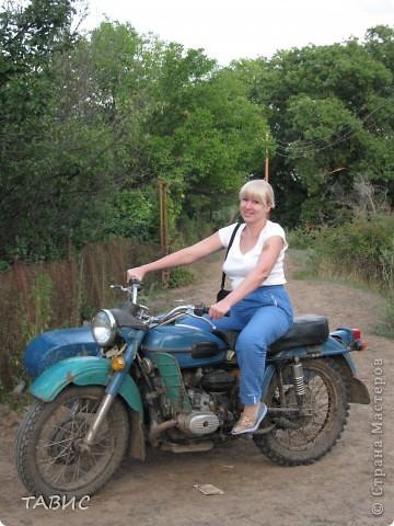 Я буду долго гнать мотоциклет!!!