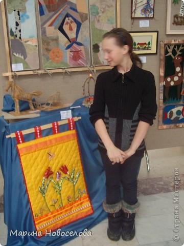 На выставке детского творчества фото 34