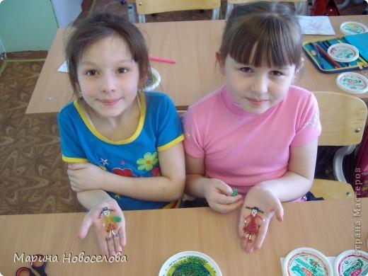 На выставке детского творчества фото 37