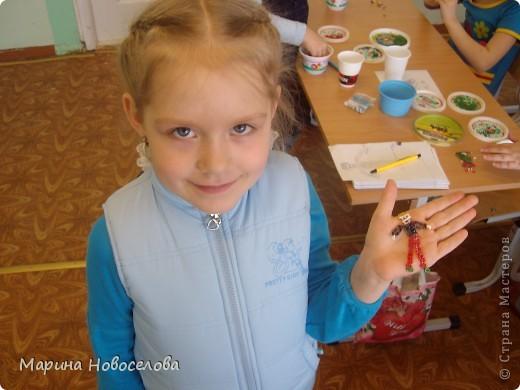 На выставке детского творчества фото 38