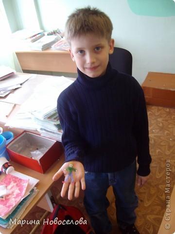 На выставке детского творчества фото 39