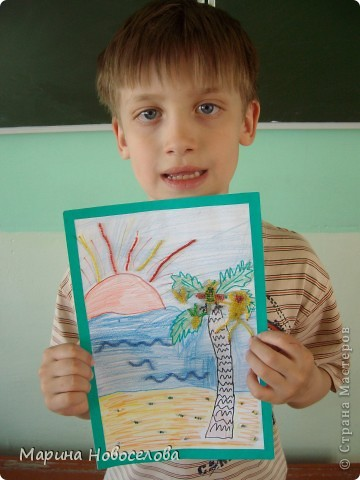 На выставке детского творчества фото 45