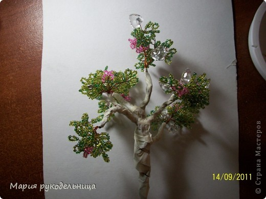 яблонька и мини мастер-класс фото 5