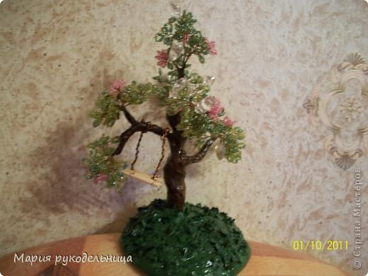 яблонька и мини мастер-класс фото 8