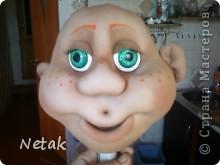 Вот таких Антошек попросили для детского дома  творчества в кукольный театр.(заказали одного ,но было вдохновение на двоих). фото 3