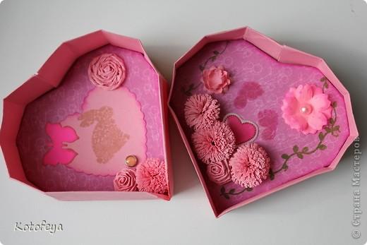 Внути коробочки. фото 1