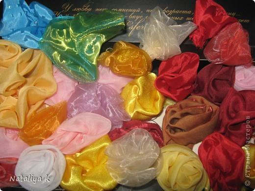 """Такие розы делает моя мама с детками на занятиях кружка """"Майстриня"""" . фото 35"""