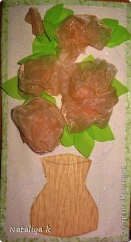 """Такие розы делает моя мама с детками на занятиях кружка """"Майстриня"""" . фото 4"""