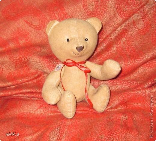 Вчера провела 5 часов на мастер классе Ирины Еремчук. Делали ароматизированные объемные игрушки и игрушки-пряники. Этот Медвежонок  пахнет корицей и ванилью. Прямо Новогоднее настроение на заказ. фото 1