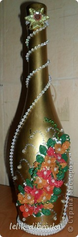 Бутылки на подарок фото 1