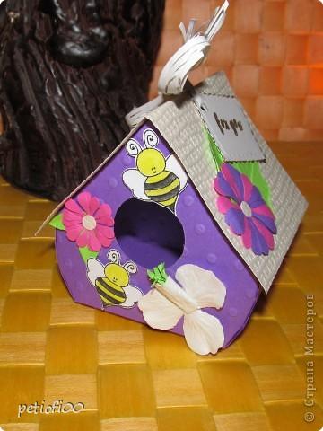 Коробка - дом фото 2