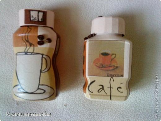 кофейные баночки фото 2