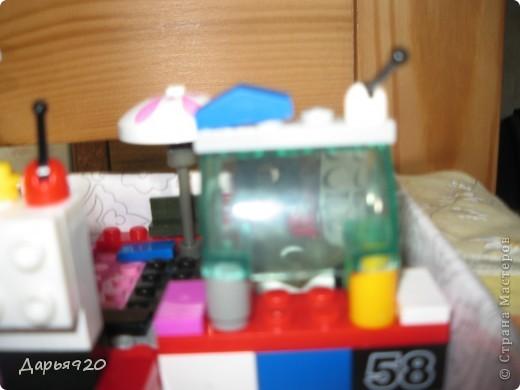 """Мой магазин из лего """"Всё для жизни"""". Естественно для человечков лего. фото 5"""