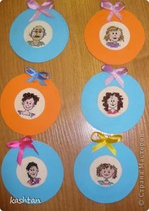 Вы готовы к Дню учителя? Мы подготовили учителям вот такие медальки. фото 1