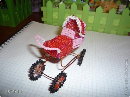 коляска к рождению дочки моей подруги фото 6