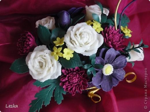 Первый фарфор...первые цветы.. фото 1